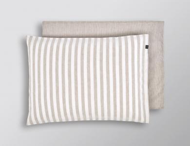 """""""Summertime"""" linen bedding CF by Christian Fischbacher, Creme"""