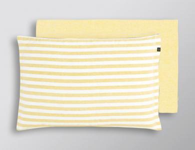 """""""Summerlove"""" linen bedding CF by Christian Fischbacher, Sunlight"""
