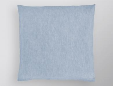 """""""Purolino"""" linen bedding Christian Fischbacher, blue"""