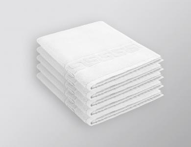 Terry Towel Dreamflor White