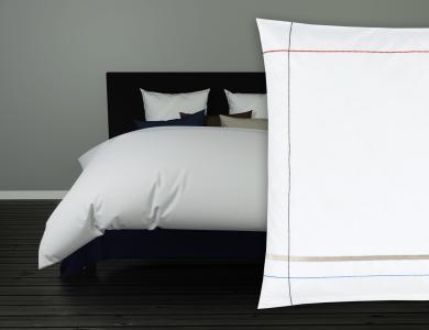 """Christian Fischbacher Bed Linen """"Crossover"""""""