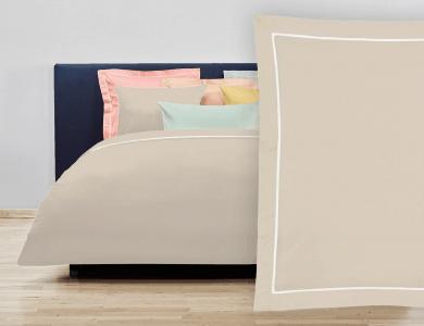 """Christian Fischbacher Bed Linen """"Balance"""" Satin linen"""