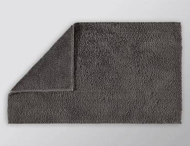 Christian Fischbacher bath mat Elegant charcoal