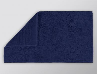 Christian Fischbacher bath mat Elegant navy