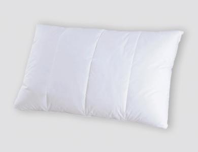Christian Fischbacher 3 Chamber Down Pillow Gstaad (adjustable)