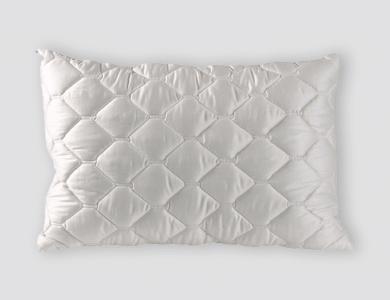 Christian Fischbacher 1 Chamber Wool Pillow Bern (adjustable)