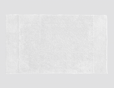Bath Mat Dreamtuft White