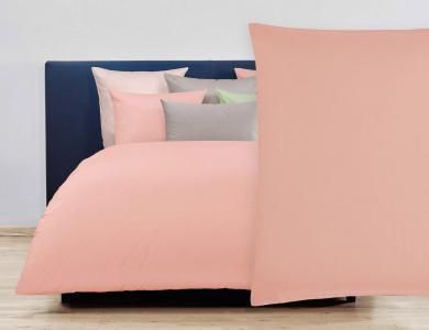 Christian Fischbacher Duvet Cover Set Jersey - Peach 023