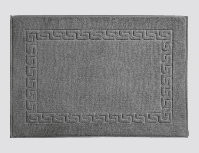Shower Mat Dreamflor Graphite