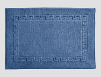 Shower Mat Dreamflor Blue