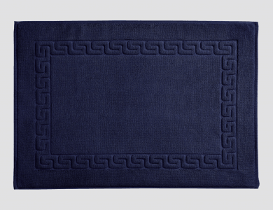 Shower Mat Dreamflor Nightblue