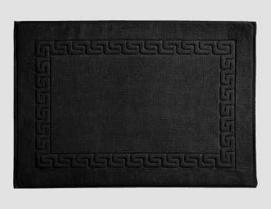 Shower Mat Dreamflor Black