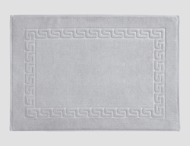 Shower Mat Dreamflor Silver