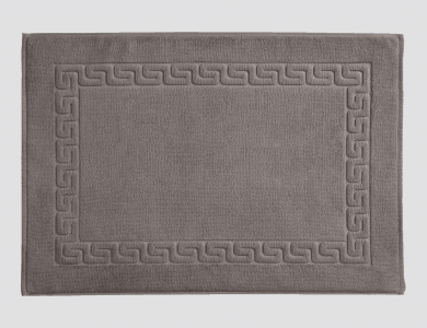 Shower Mat Dreamflor Stonegrey