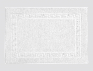 Shower Mat Dreamflor White