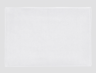 Shower Mat Dreampure White