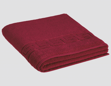 Sauna Towel Dreamflor Bordeaux