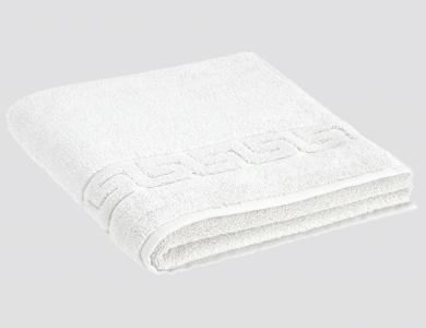 Sauna Towel Dreamflor White