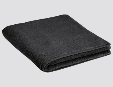 Terry Towel Dreampure Anthracite