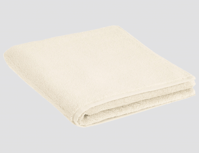 Terry Towel Dreampure Ivory