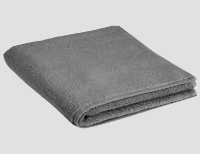 Terry Towel Dreampure Graphite