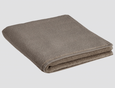Terry Towel Dreampure Stonegrey