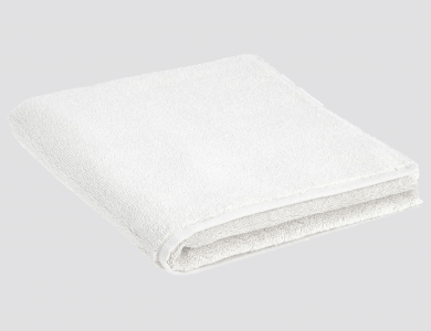 Terry Towel Dreampure White
