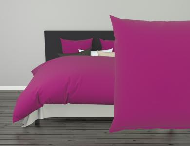 Christian Fischbacher Jersey Duvet Cover Set - Purple 632