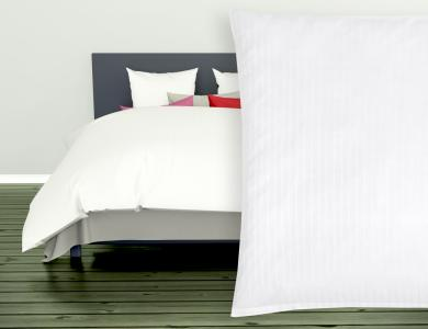 "Christian Fischbacher Bed Linen ""White Nights"""