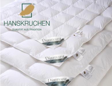 Hanskruchen Winter down comforter Diamant