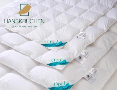 Hanskruchen summer lightweight down comforter opal