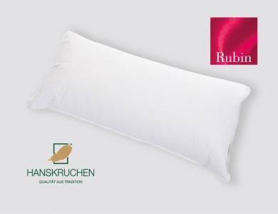 Hanskruchen 1 Chamber Down Pillow Rubin
