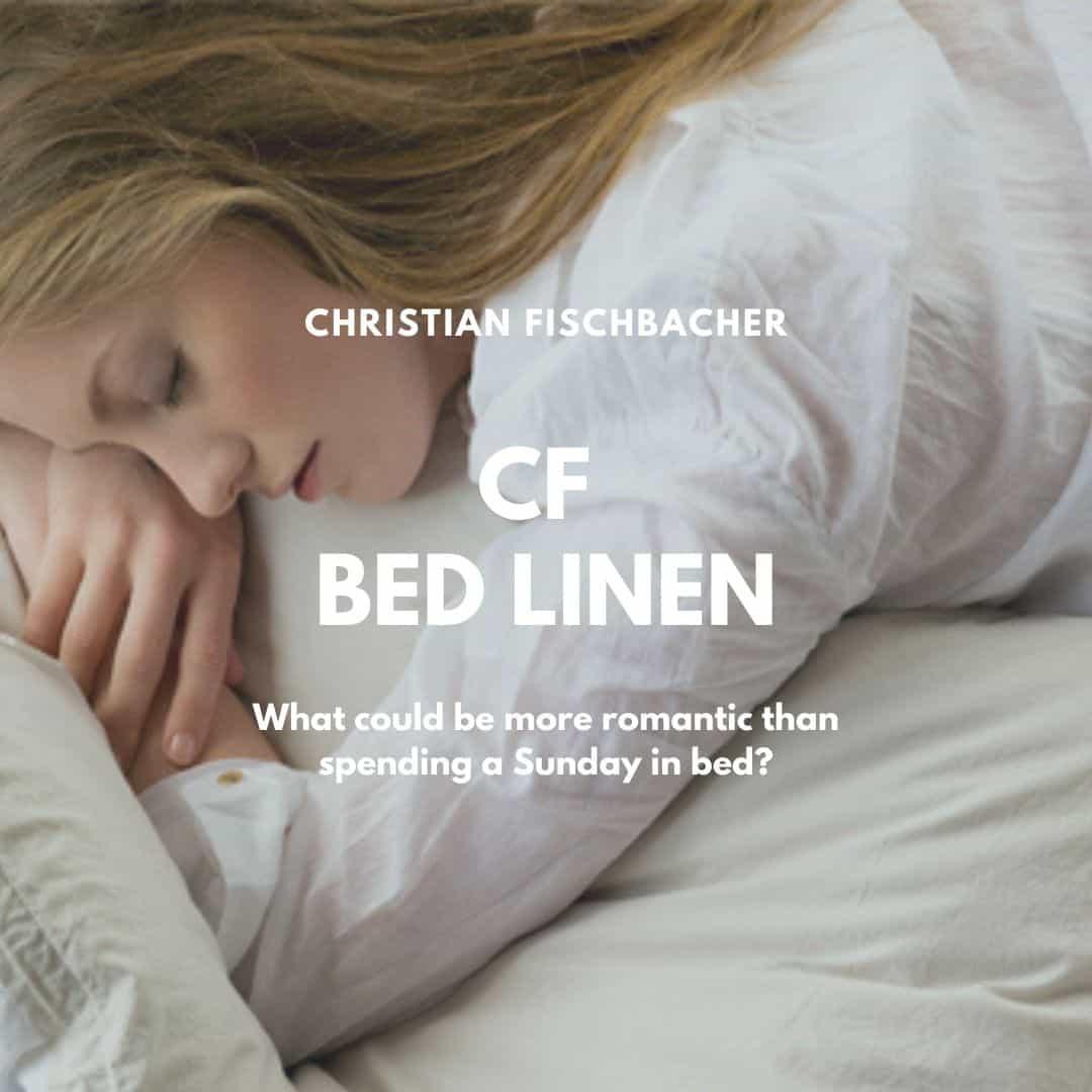 Cf bed linen by Christian Fischbacher