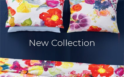 Christian Fischbacher New Bed Linen Collection