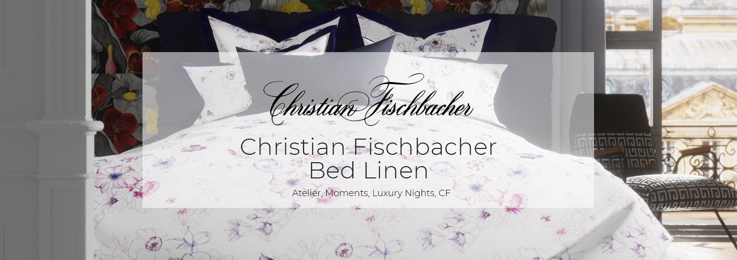 Christian Fischbacher Bed Linen Online Shop