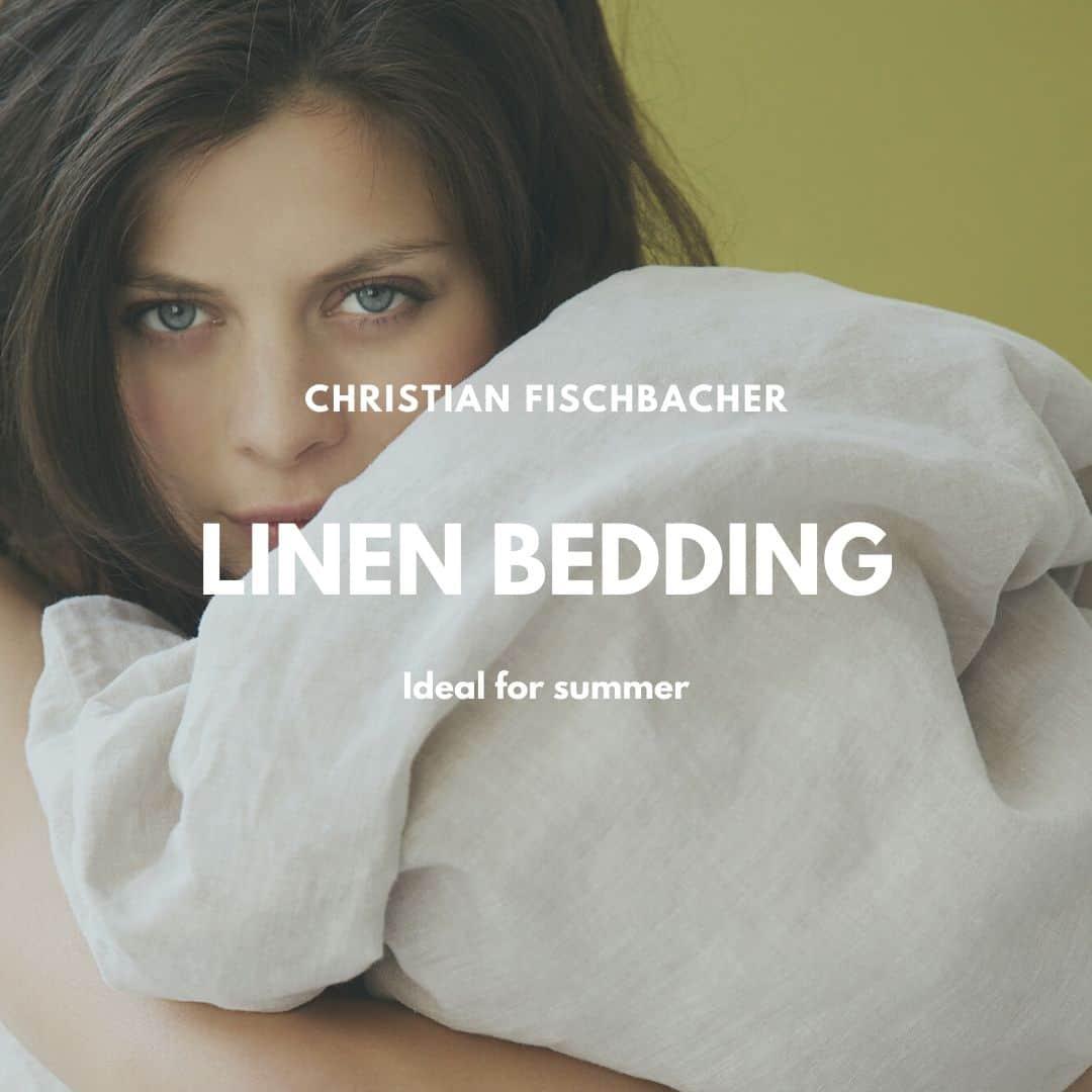 Christian Fischbacher Linen Bedding