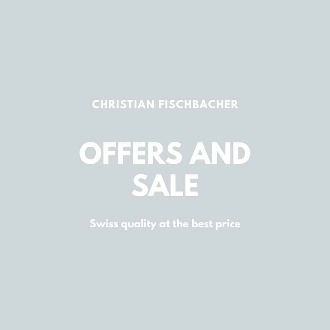 Offers and Sale form Christian Fischbacher