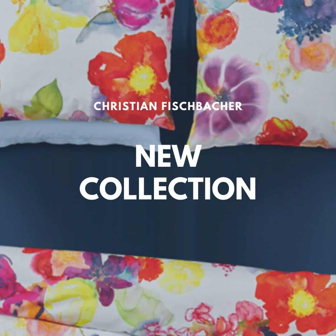 new bed linen collection of Christian Fischbacher